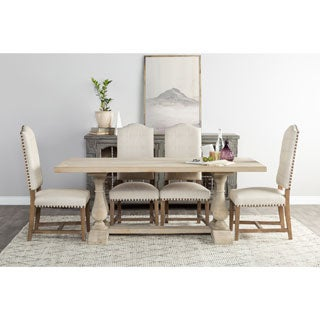 Wilson Reclaimed Wood 98-inch Dining Table by Kosas Home
