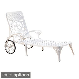 Biscayne Chaise Lounge Chair by Home Styles