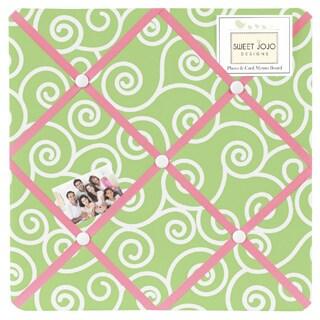 Sweet JoJo Designs Olivia Fabric Memory Board