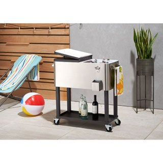 Trinity Stainless Steel Cooler with Shelf|https://ak1.ostkcdn.com/images/products/P15055479a.jpg?_ostk_perf_=percv&impolicy=medium
