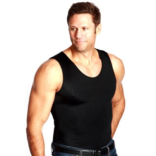 Insta Slim Men's Compression Muscle Tank Shirt