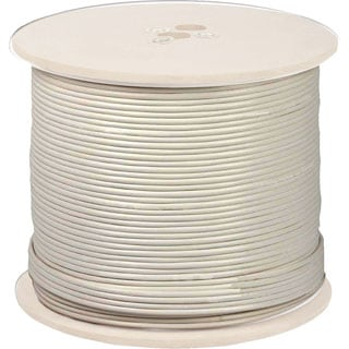 Night Owl 1000 Feet 18AWG In-Wall Fire Rated Cable - White