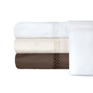 Grand Luxe Payton Egyptian Cotton Sateen Deep Pocket 800 Thread Count Sheet Set