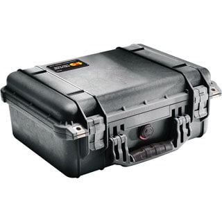 Pelican 1450 Carrying Case for Multipurpose - Black