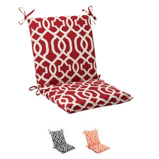 Pillow Perfect Outdoor New Geo Squared Chair Cushion