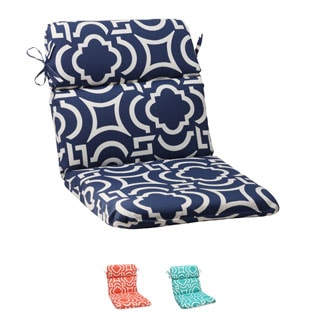 Pillow Perfect Outdoor Carmody Rounded Chair Cushion