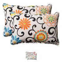 Pom Pom Play Corded Rectangular Throw Pillows (Set of 2)