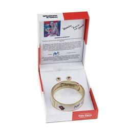Whatever It Takes Katy Perry Magnetic Bracelet/ Stud Set