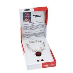Whatever It Takes Nicole Kidman Toggle Bracelet/ Earrings