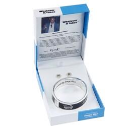 Whatever It Takes Kayne West Magnetic Bracelet/ Earring Set