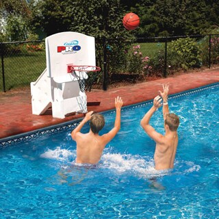 Cool Jam Pro Poolside Basketball Game Pool Toy