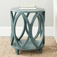 Safavieh Janika Dark Teal Accent Table