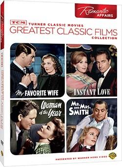 TCM Greatest Classic Films: Romantic Affairs (DVD)