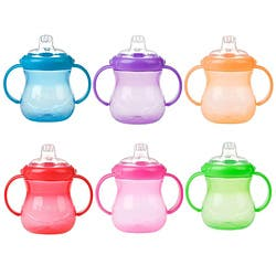 Nuby 10-ounce No-Spill Cup with Soft Spout|https://ak1.ostkcdn.com/images/products/P15256979.jpg?impolicy=medium