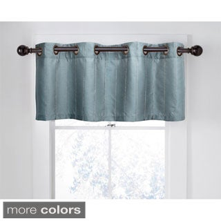 Grand Luxe Braxton Window Valance (As Is Item)