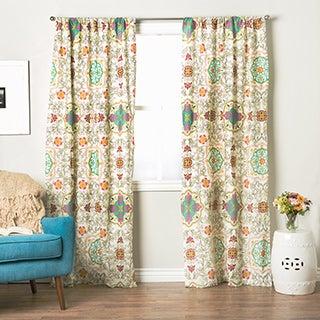 Floral Curtains Drapes