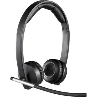 Logitech Wireless Headset H820e