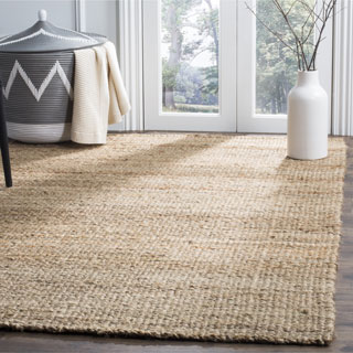 Safavieh Casual Natural Fiber Hand-loomed Sisal Style Natural Jute Rug (4' x 6')