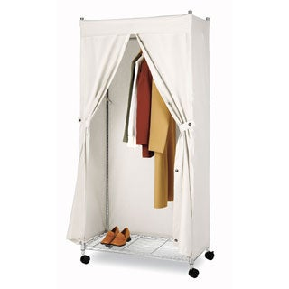 Whitmor 6462-389 Supreme Protective Garment Rack Cover