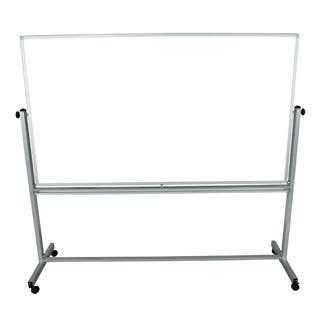 Office Accents Mobile Silver Frame 72 x 40-inch Reversible Magnetic Whiteboard https://ak1.ostkcdn.com/images/products/P15388226a.jpg?impolicy=medium