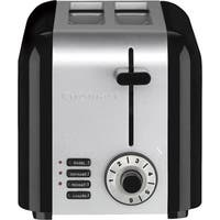 Cuisinart CPT-320 Stainless Steel T 2-Slice Compact Toaster