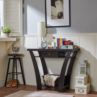 Furniture of America Shinway Modern Console Table
