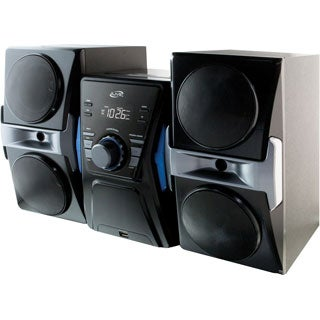Bluetooth Home Stereo System with CD Player and FM Radio