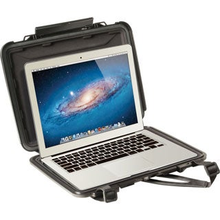 "Pelican HardBack 1070CC Carrying Case (Briefcase) for 13"" Notebook, U"