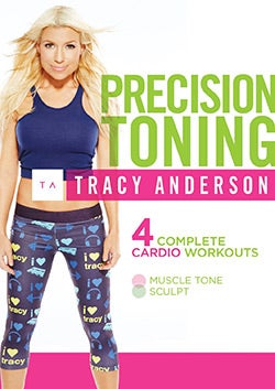 Tracy Anderson: Precision Toning (DVD)