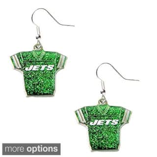 NFL Glitter Jerseys Sparkle Dangle Logo Earring Set|https://ak1.ostkcdn.com/images/products/P15504395y.jpg?impolicy=medium