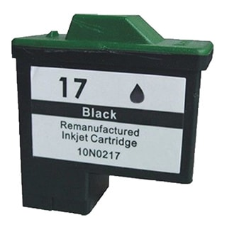 Lexmark #17 10N0017 Black Compatible Ink Cartridge