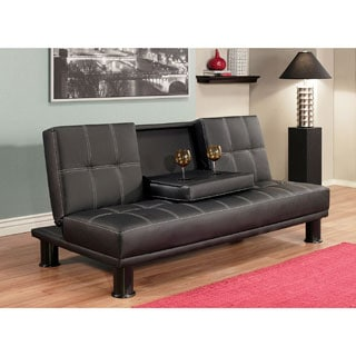 Abbyson Signature Convertible Futon Sofa Bed