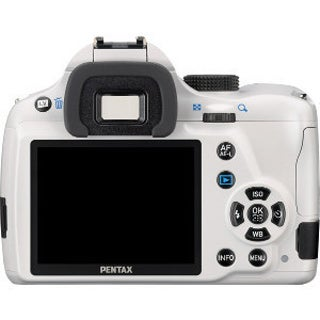 Pentax K-50 16.3 Megapixel Digital SLR Camera with Lens - 18 mm - 135