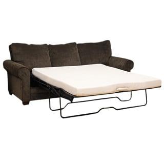 postureloft julian 45inch twinsize memory foam replacement sofa bed mattress