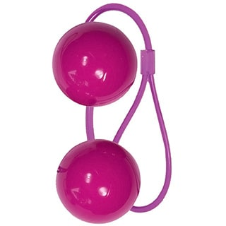 Nasstoys Purple 1 and 2 Nen-Wa Balls