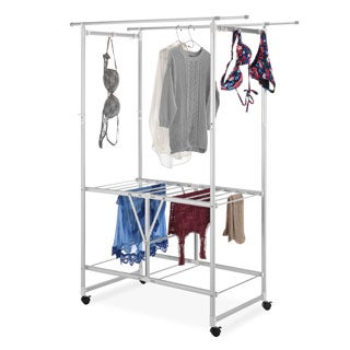 Whitmor 6529-1996 Aluminum Folding Laundry Station