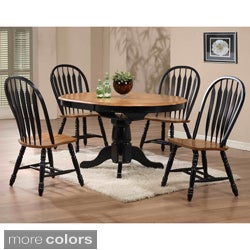 Whitaker Furniture Missouri Round Dining Set