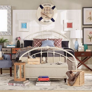 Metal Beds Shop The Best Deals For Oct 2017 Overstock Com