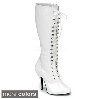 Funtasma Women's 'Arena-2020' Lace-up Knee-high Boots