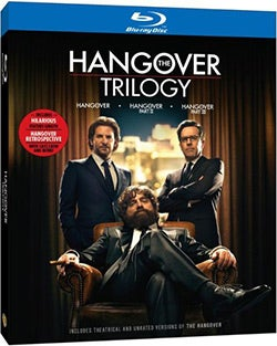 The Hangover Trilogy (Blu-ray Disc)