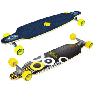 Atom 36-inch Yellow Drop-Through Longboard