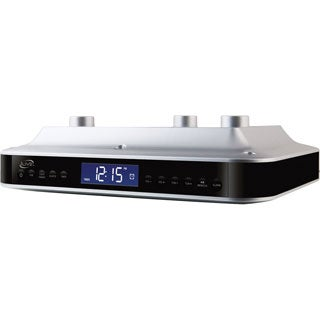 iLive IKB333 Under Cabinet Clock Radio - Stereo