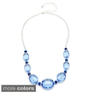 Alexa Starr Faceted Oval Frontal Necklace https://ak1.ostkcdn.com/images/products/P15696276a.jpg?impolicy=medium