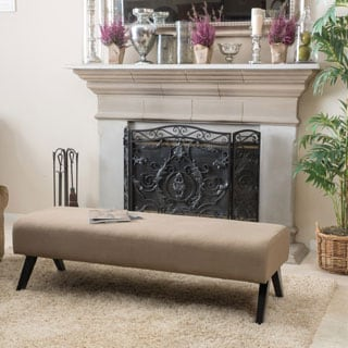 Christopher Knight Home Stella Fabric Coffee Bench