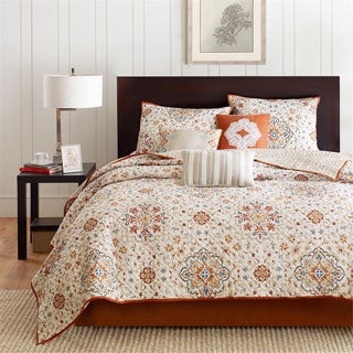 The Curated Nomad La Boheme 6-piece Coverlet Set (2 options available)