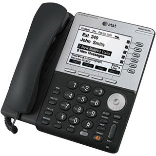 AT&T Syn248 SB35031 IP Phone - Wireless - Desktop, Wall Mountable