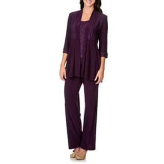 Giovanna Signature Women s Beauty of Jacquard 3-piece Skirt Suit. 4.4 of 5  Review Stars. 8. SALE ends in 2 days. Quick View 3aa8a3f555c8
