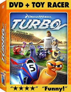Turbo + Toy Racer (DVD)