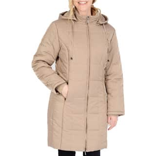 Excelled Women's Stitch Puffer Jacket|https://ak1.ostkcdn.com/images/products/P15781002m.jpg?impolicy=medium