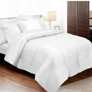 Grand Luxe 1200 Thread Count Egyptian Cotton Down Alternative Comforter